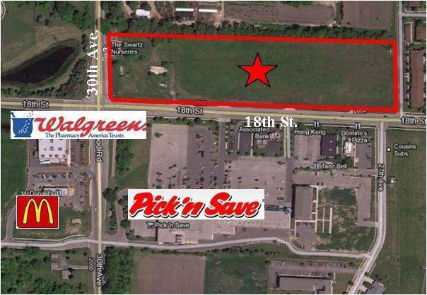 Land for Sale at 1771 30th Avenue Somers, Wisconsin 53171 United States