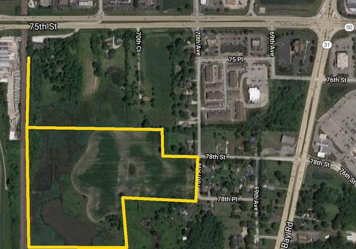 Land for Sale at 7800 70th Avenue Pleasant Prairie, Wisconsin 53158 United States