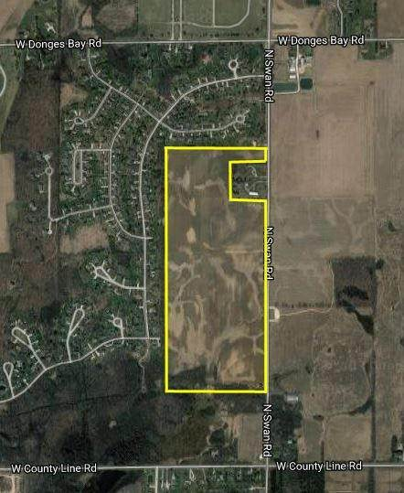 Land for Sale at Lt0 N Swan Road Mequon, Wisconsin 53097 United States