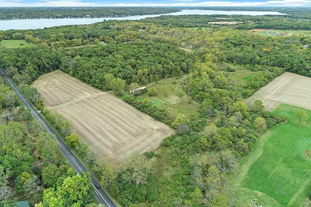 Land for Sale at W4019 Black Point Road Linn, Wisconsin 53147 United States